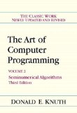 The Art of Computer Programming volume 2: Seminumerical Algorithms