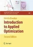 Introduction to Applied Optimization by Diwekar