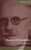Theory of Probability by Jeffreys