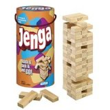 Jenga game photo