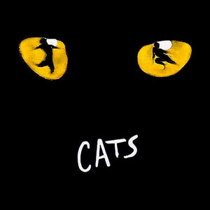 Logo from Broadway musical Cats