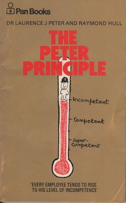 Peter Principle book cover