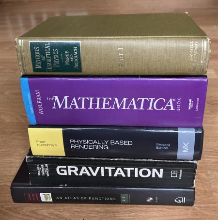 I like big books, I cannot lie.