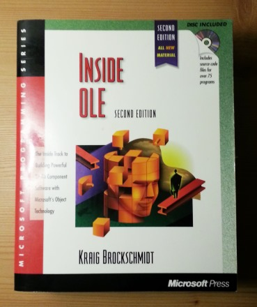 Inside OLE by Kraig Brockschmidt