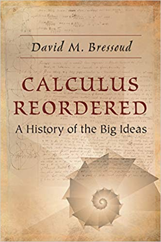 Calculus Reordered book cover