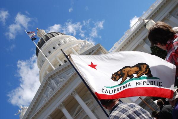 California capitol