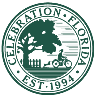 Celebration, Florida town seal