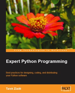 Expert Python Programming book cover