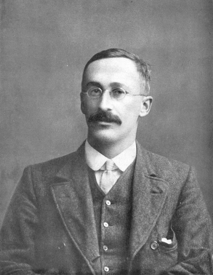 William Sealy Gosset a.k.a.