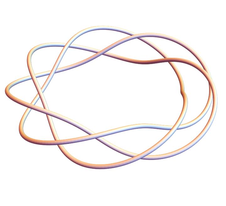 (3, 7) knot torus
