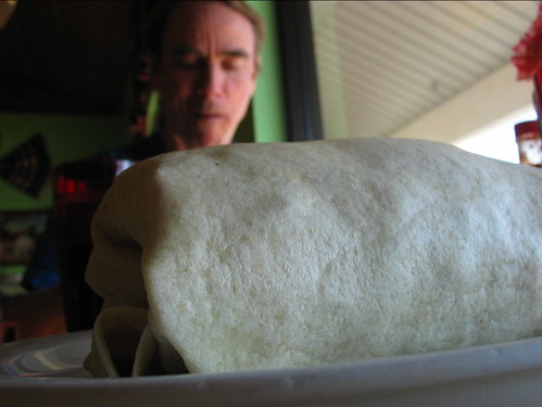 Macro burrito