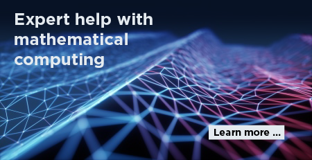 Click to find out more about consulting for numerical computing