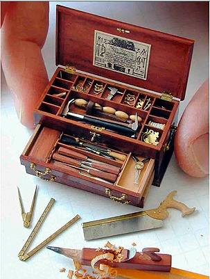 miniature toolbox