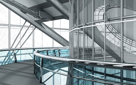 glass architecture | transparency